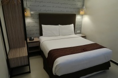 My room at Mesui Hotel.