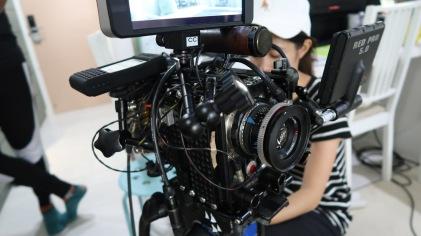 RED camera. Impressive.