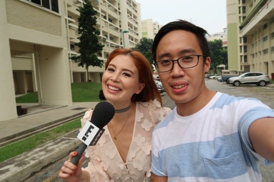 With the host of our news segments.