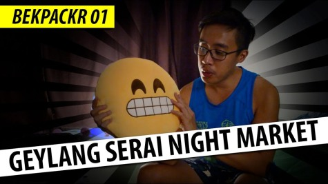 Watch Bekpackr S1EP01 https://youtu.be/V4uYzlqb2Nk